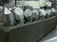 Chisel Edge Diamond Dressers